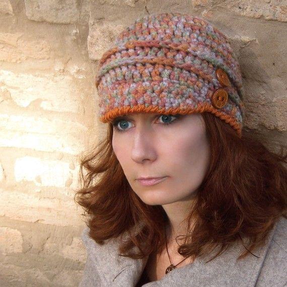 Abiba Hat Crochet Pattern by CrocheTrend on Etsy, $4.99
