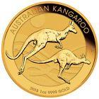 ✰❝ 2018-P Australia 1 oz Gold Kangaroo $100 Coin GEM BU SKU49067 http://ebay.to/2xS1Jgw