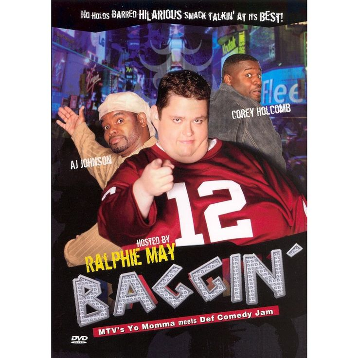 Baggin' With Ralphie May (dvd_video)
