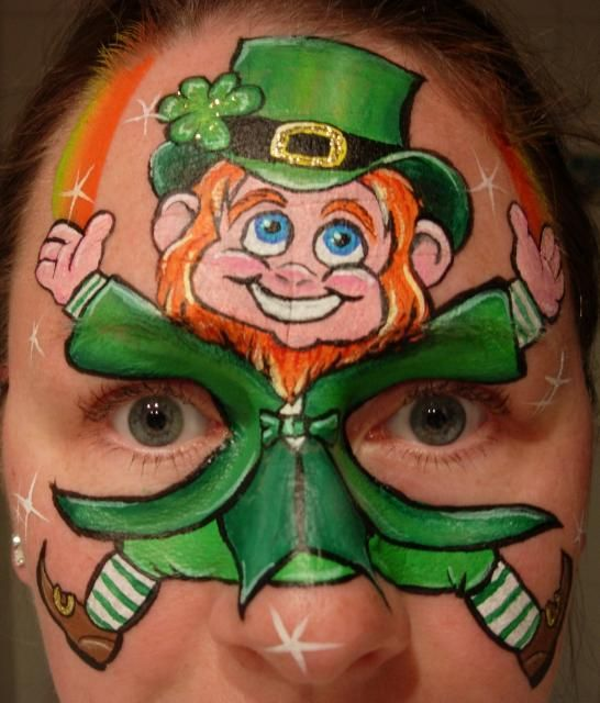 9 best saint patricks day images on pinterest face paintings my leprechaun design tag you are it marchapril 2014 page 4 voltagebd Gallery