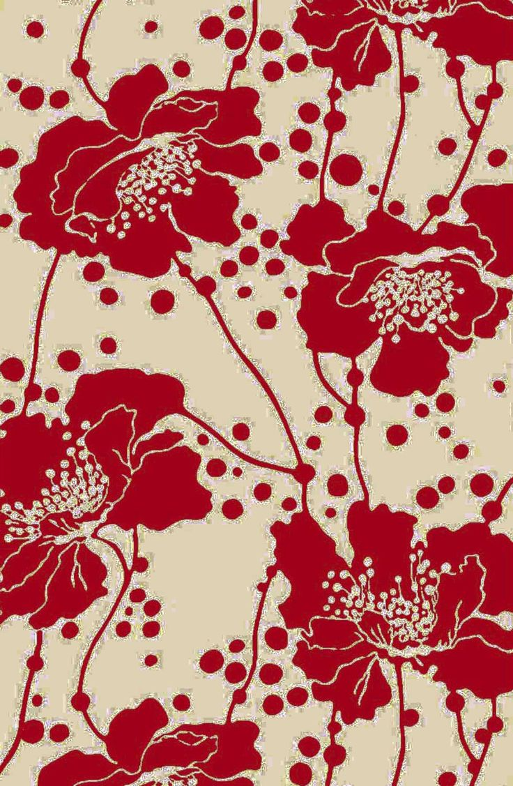 Florence Broadhurst wallpapers, rugs, and fabrics: http://mylusciouslife.com/florence-broadhurst-wallpapers-rugs-and-fabrics/