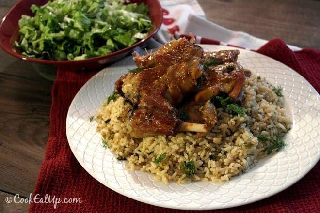 Συνταγές μαγειρικής για πασχαλινό τραπέζι⋆Cook Eat Up!