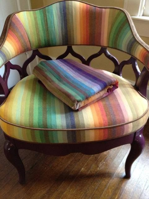 girasol amitola yellow weft - Google Search...this chair is AMAZING!