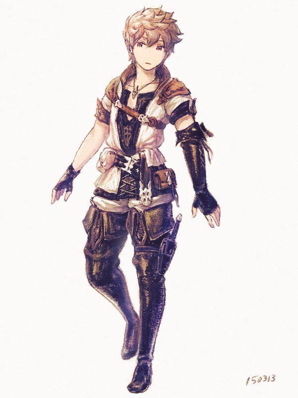 Bravely Default X Eorzea | tokonatsuyasumi