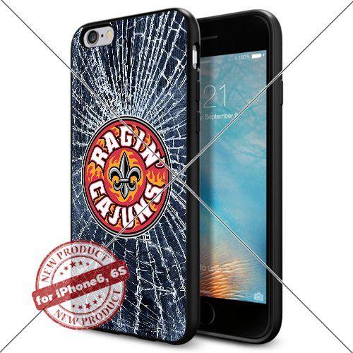 WADE CASE Louisiana Ragin Cajuns Logo NCAA Cool Apple iPhone6 6S Case #1249 Black Smartphone Case Cover Collector TPU Rubber [Break] WADE CASE http://www.amazon.com/dp/B017J7JJNA/ref=cm_sw_r_pi_dp_dIlvwb12VNZAY
