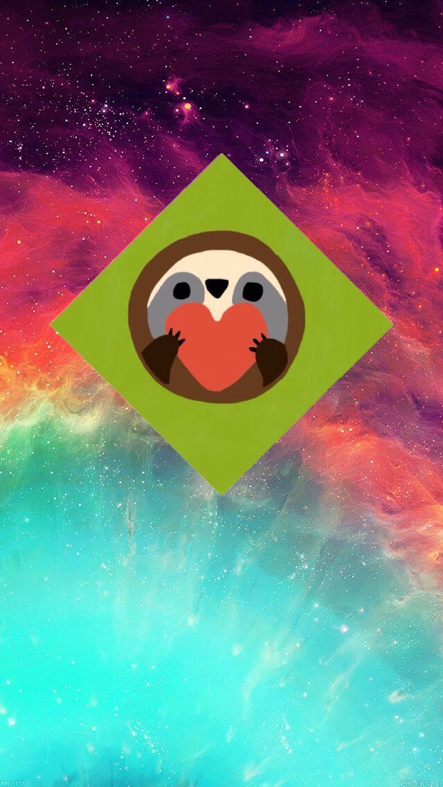 40 best images about sloths on pinterest a sloth - Sloth wallpaper phone ...
