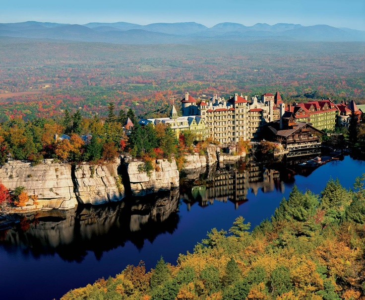 Mohonk Mountain House New Paltz New York Places To Stay Pinterest Mohonk Mountain House