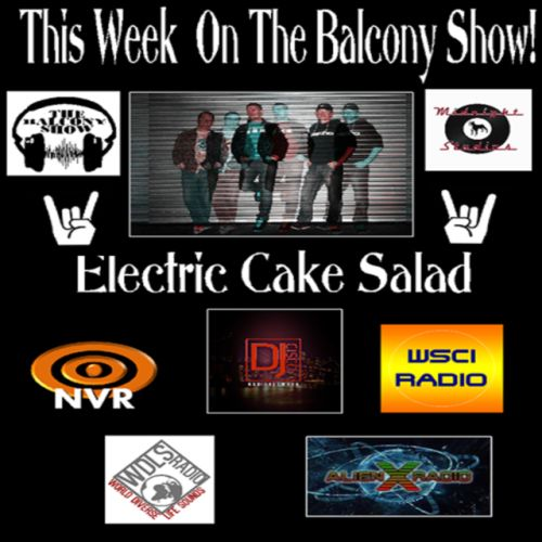 """For The Best Indie Rock Tune In Tonight 9:00 Pm Est. All of my Rockers tune in tonight to the """"Balcony Radio Show"""" With Ann Thatcher and Andrew Chervak on the #1 Inide Artist support Network """"The DJ Cisco Radio Network LLC """" at www.thedjciscoradioshow.com     #IndieArtist #Rockers #Music #BalconyRadio #TheDJCiscoRadioNetworkLLC #IndieMusic #RockMusic"""