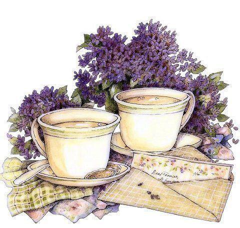 Diane Knott - Cups