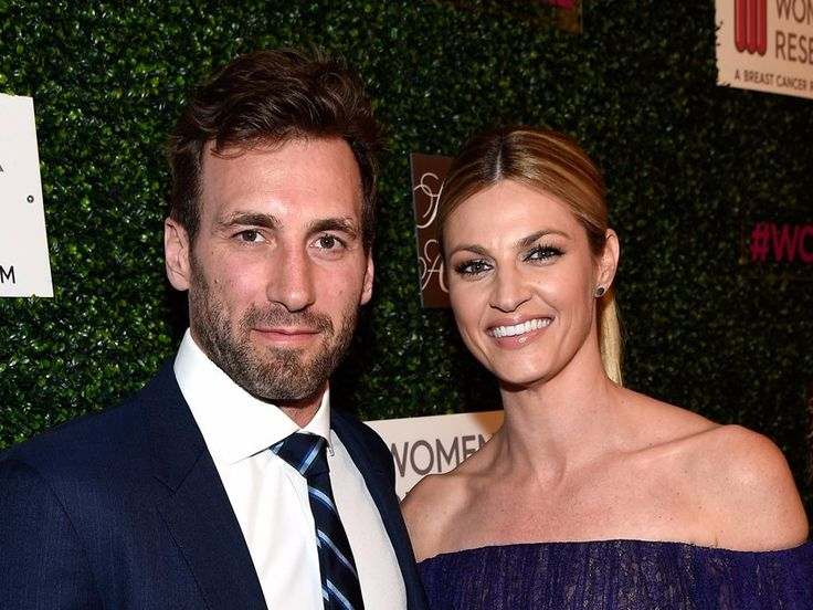 Erin Andrews ex-NHL player Jarret Stoll marry in Montana