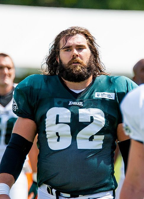 62 - Jason Kelce - Center