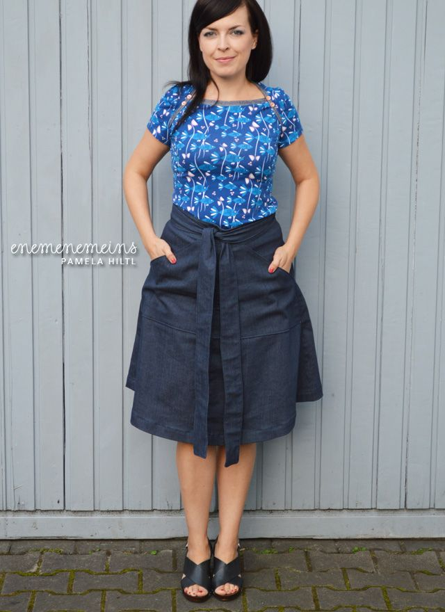 17 Best images about Lillestoff »Marina« on Pinterest  -> Nähmaschine Jersey