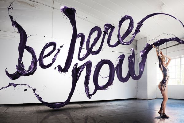 Aizone Typography - Stefan Sagmeister and Jessica Walsh
