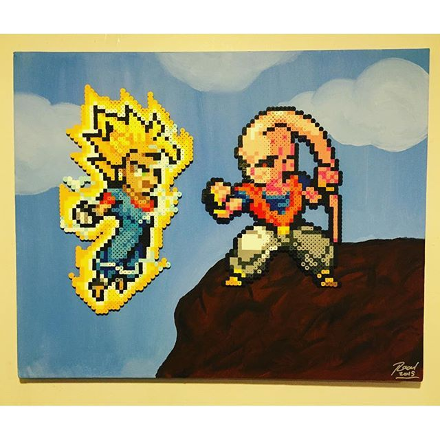 209 Best Images About Perling--Dragon Ball Z On Pinterest