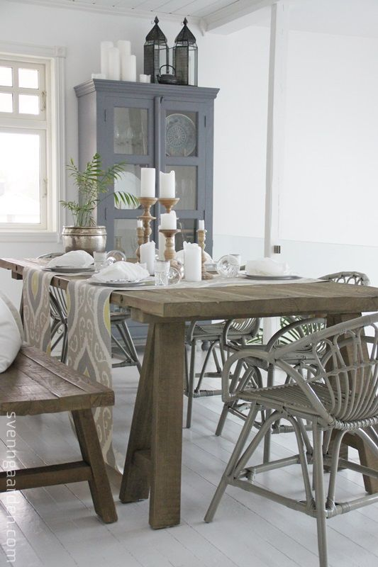 Svenngården: Dining room