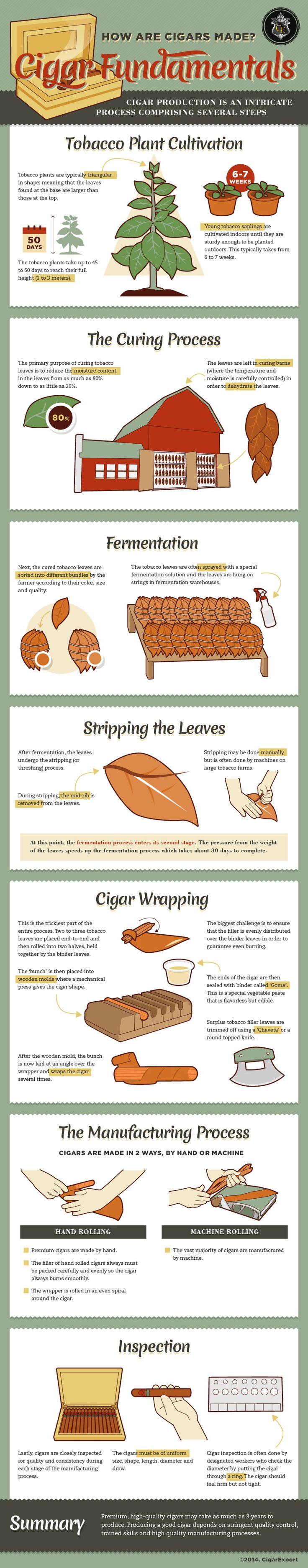 Cigar Fundamentals