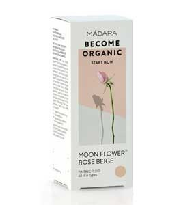 Madara Moonflower - Rose Beige Tinting Fluid - Travel Size | My Pure £15