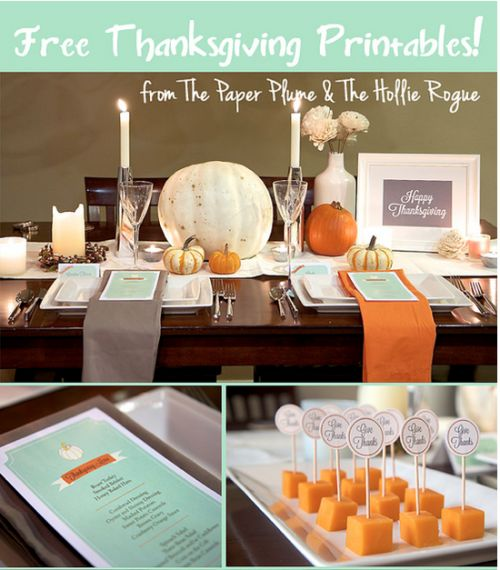 10 Free Thanksgiving Printables that make your holidays that much more meaningful. Ideas for Thanksgiving Tablescape, decor, and more!