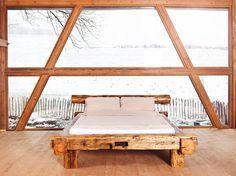 Fabelhafte Doppelbetten für euer Liebesnest @UNIKATMOBILIAR