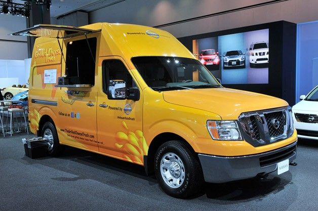 Ford Transit Food Truck