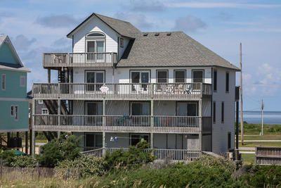 FRISCO Vacation Rentals | Eleftheria - Oceanfront Outer Banks Rental | 397 - Hatteras Rental