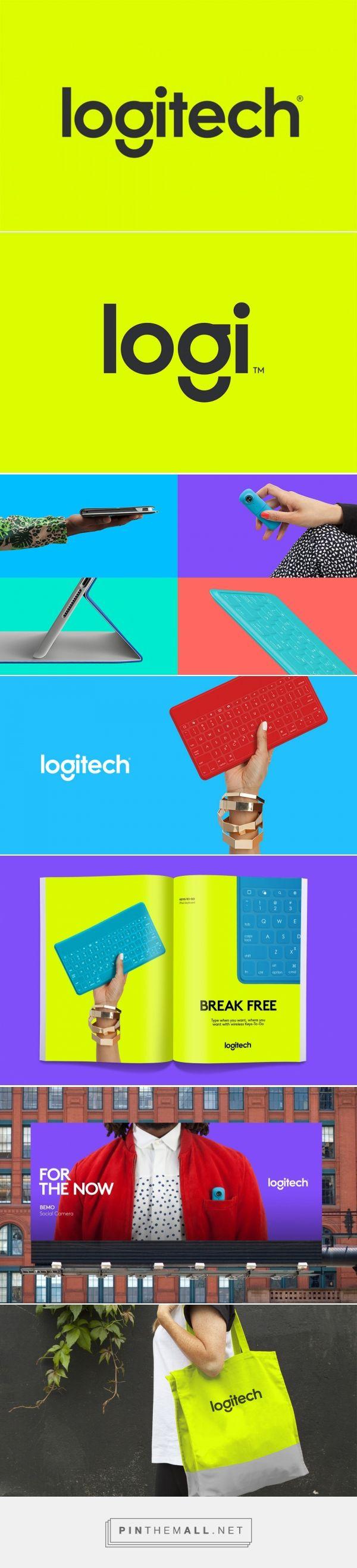 Logitech by DesignStudio