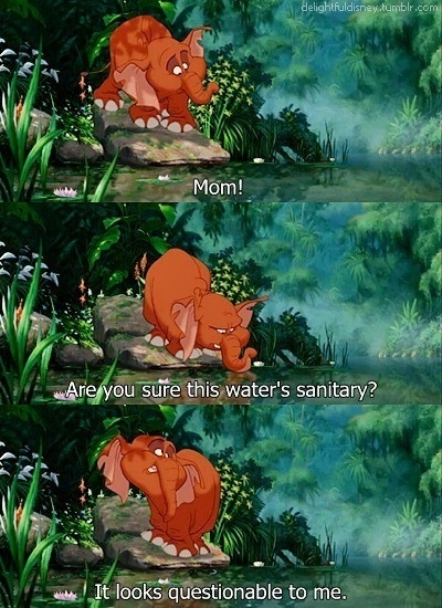I love baby Tantor!!!