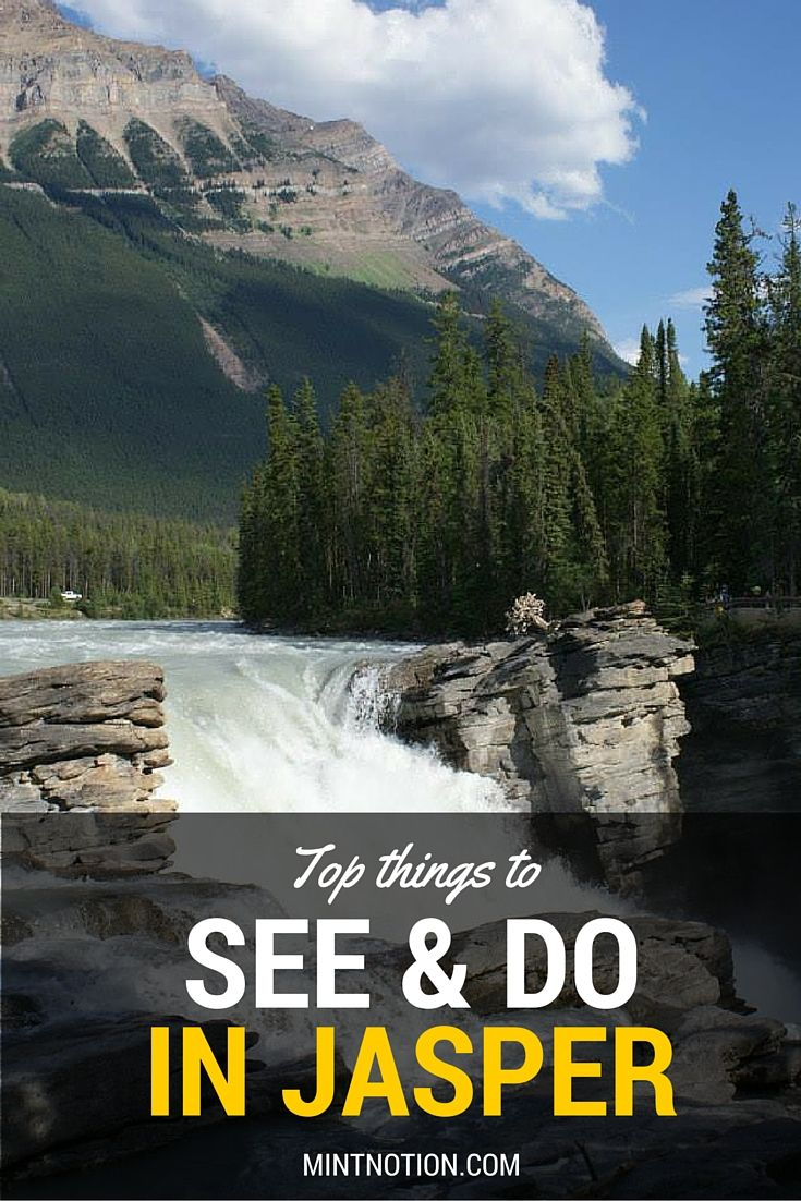 Best things to see and do in Jasper National Park