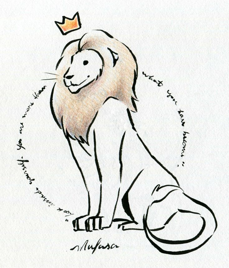 lion drawing tumblr - Google Search