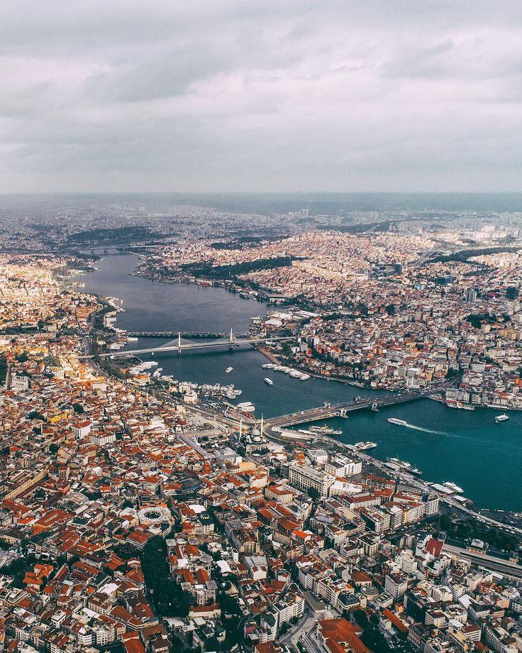 Haliç (Golden Horn) Istanbul, Turkey