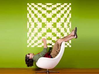 Best Geek  Nerd Images On Pinterest Wall Stickers Wall - How do you put a wall sticker up