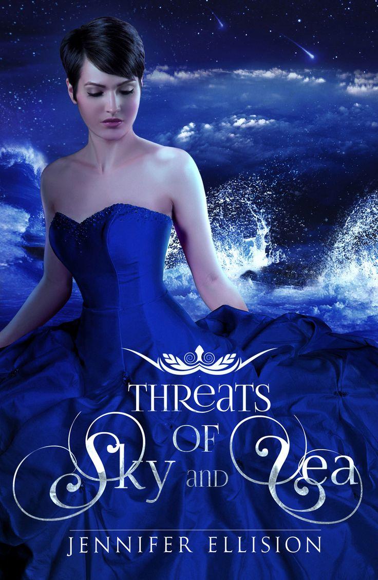 Threats Of Sky And Sea (threats Of Sky And Sea #1) By Jennifer · Fantasy  Booksfree Ebooksbooks