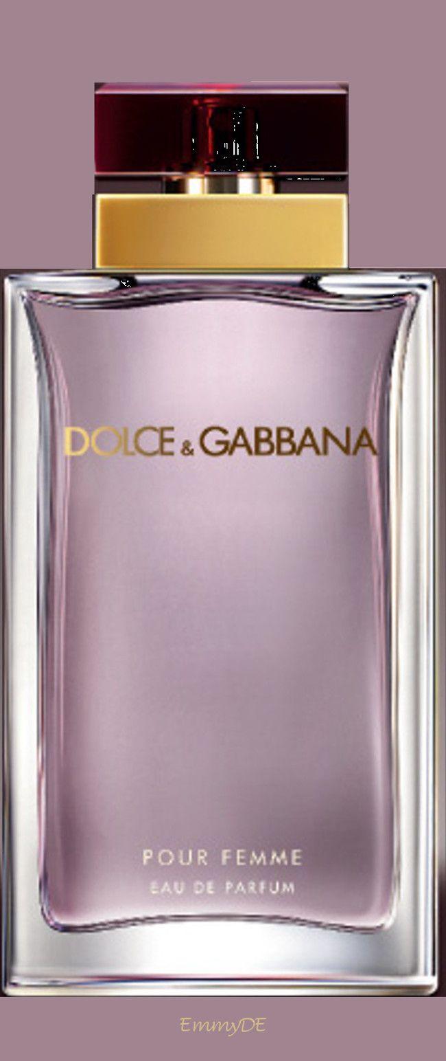 Emmy DE * Dolce & Gabbana 'Pour Femme' #fragrance