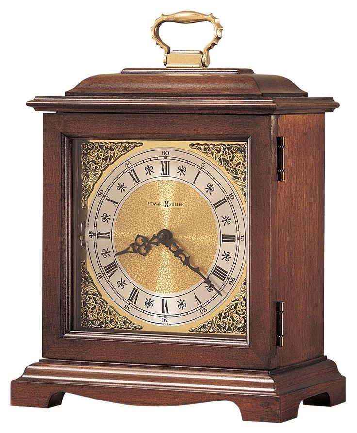 Howard Miller Graham Bracket Iii Mantel Clock By Final Call For This Special Discount Home Decor Clocks
