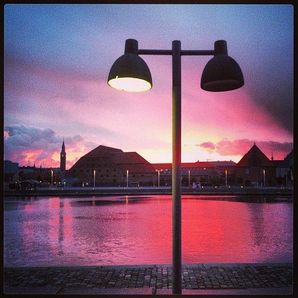 Danish Summer Sky at Christianshavn #denmark #danmark #danish #christiania #christianshavn #nickkarvounis #københavn #copenhagen - Nick Karvounis Photography