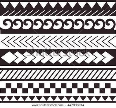 Resultado de imagen para MAORI TATTOO BRACELETE #maoritattoosbracelet