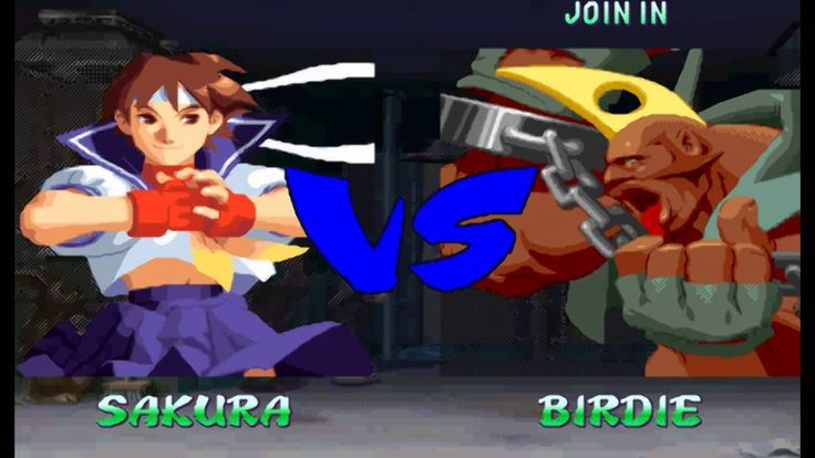 Street Fighter Alpha 2(Zero 2) Expert difficulty Sakura 2:0 Playthrough