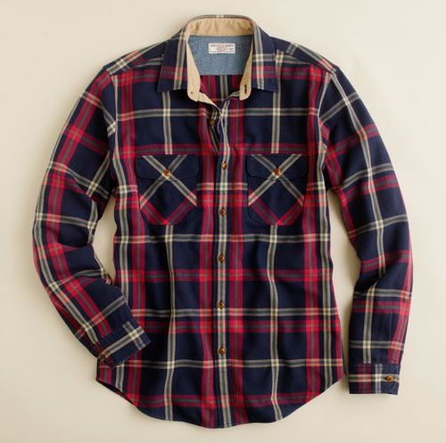 check shirt | tartan check | mens fashion | タータンチェック: