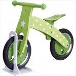 KIDS CONCEPT Løpesykkel - 'Star' Grønn - En nydelig tre løpesykkel med solide håndtak fra Kids Concept. En klar favoritt! Kr 620