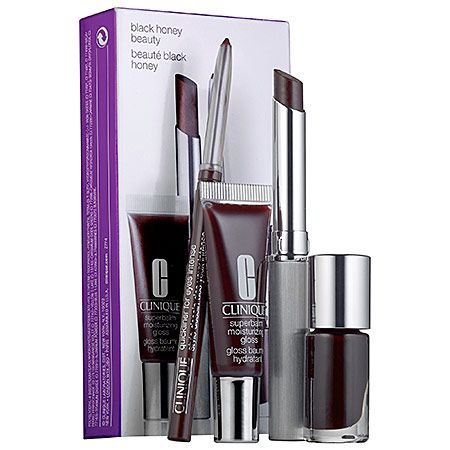 150dfde75a2 Black Honey Beauty Set - CLINIQUE   Sephora   Makeup Hairstyles and Nails  OH MY   Beauty, Black honey, Beauty review
