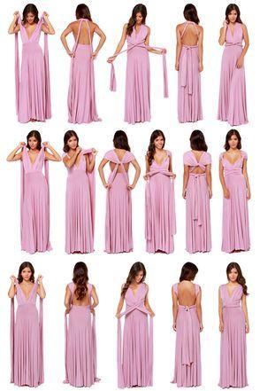 Awesome Grey Dress - Maxi Dress - Wrap Dress - $68.00