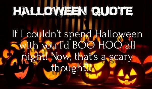 Charming Halloween 2017 Love Quotes, Wishes And Greetings For Him Her