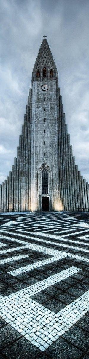 Hallgrimskirkja, Reykjavík, Iceland | Incredible Pictures