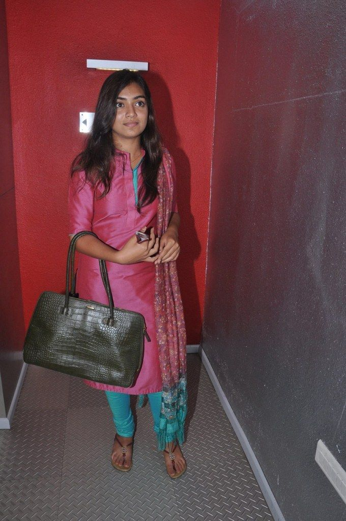 Nazriya Nazim Press Meet