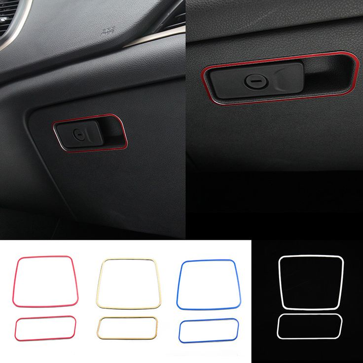 Find More Stickers Information about For Jeep Cherokee 2014 up ABS Console…