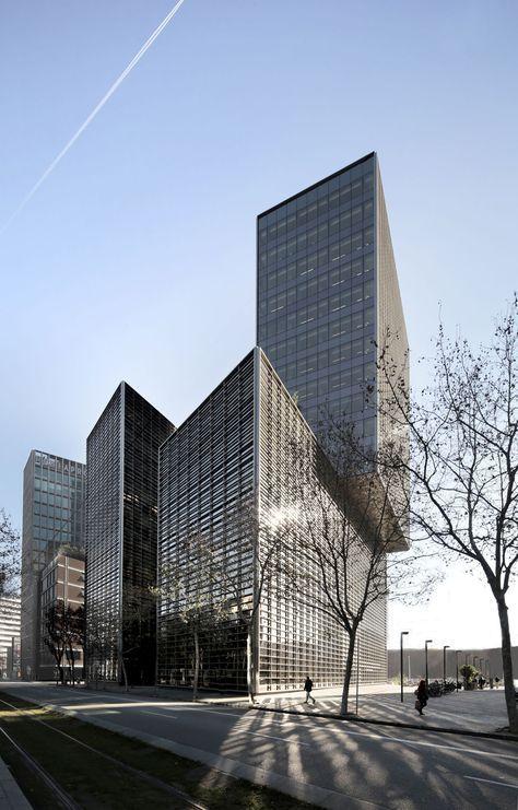GCA Architects, Rafael Vargas · CUATRECASAS CORPORATE HEADQUARTERS