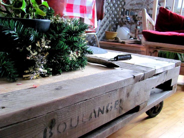 #wood #diy #palet #bois #palette #home #decoration #montréal