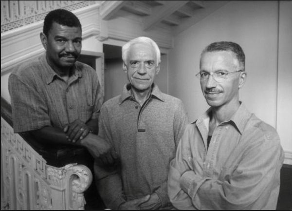 Jack DeJohnette Keith Jarrett and Gary Peacock at Power Station NYC, January 1983