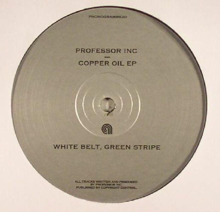 Professor Inc - Copper Oil EP (Phonogramme) #vinyl #records #vinylrecords #dj #music #House