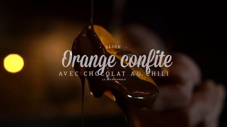 Du Mezcal. De l'Aperol. Du sirop de chili. Du chocolat. Et de l'Amour, bien sûr. Beaucoup d'amour tout chaud 🔥 #LaChampagnerie #Cocktaildumois